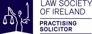 Law Society of Ireland member logo
